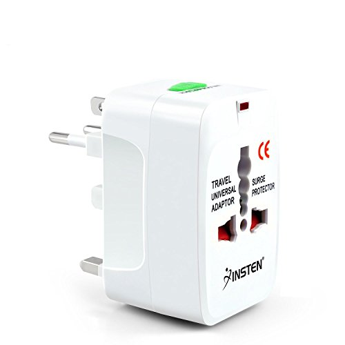 Best Budget Option: Insten Universal Travel Adapter