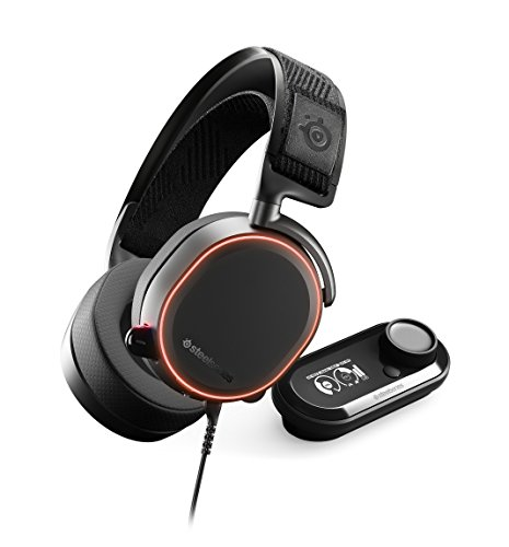 Best USB Headset for Gaming: SteelSeries Arctis Pro + GameDAC