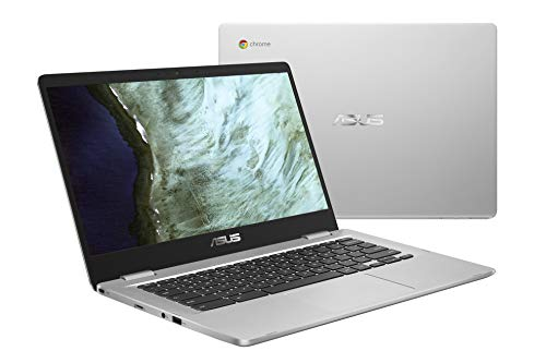 Best Larger-Screen Chromebook: ASUS C423