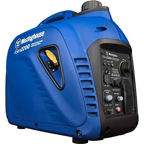 Best Quiet Portable Generator: Westinghouse iGen2200