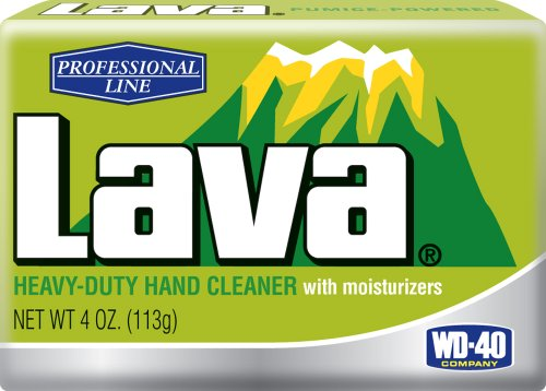 Lava Heavy-Duty Hand Cleaner with Moisturizers, Professional Line, 4 OZ