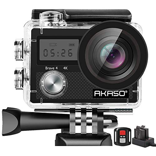 Best for Divers on a Budget: AKASO Brave 4