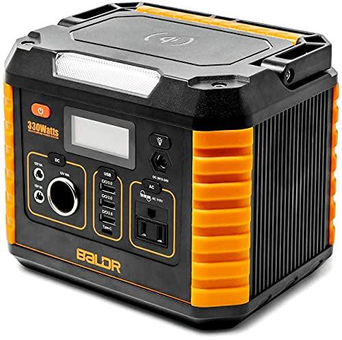 Best Portable Power Station: BALDR Portable Power Station
