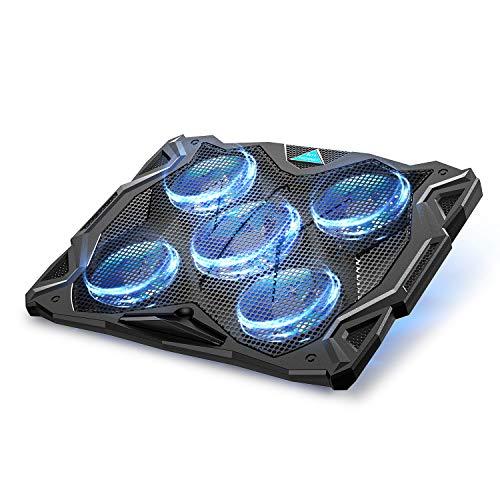 Runner-Up, Best Laptop Cooling Pad: TECKNET N11