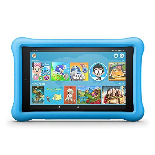Best for Kids: Amazon Fire HD 8 Kids Edition