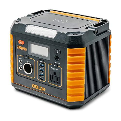 Best Portable Generator: BALDR Portable Power Station