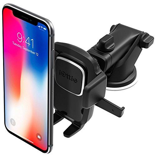 Best Car Dashboard Phone Holder:  iOttie Easy One Touch 4