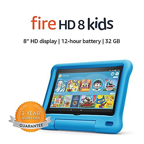 Best for Kids: Amazon Fire HD 8 Kids Edition (2020)
