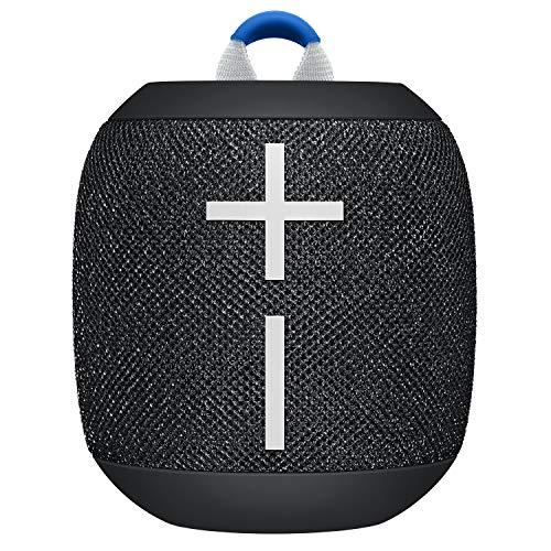ULTIMATE EARS WONDERBOOM 2, Portable Wireless Bluetooth Speaker, Big Bass 360 Sound, Waterproof / Dustproof IP67, Floatable, 33-m (100-ft) Range - Deep Space