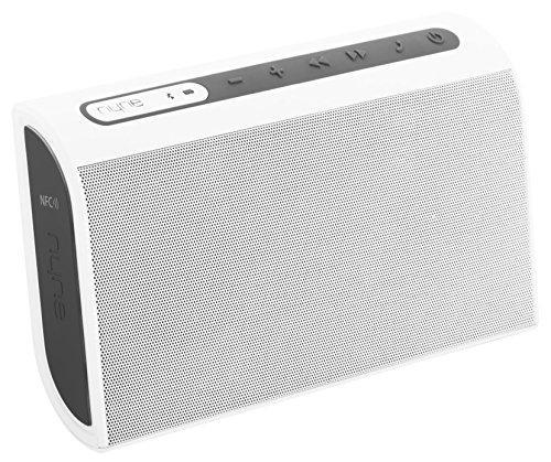 NYNE Multimedia Inc TT Portable Bluetooth Speaker (Black/RED/Silver)
