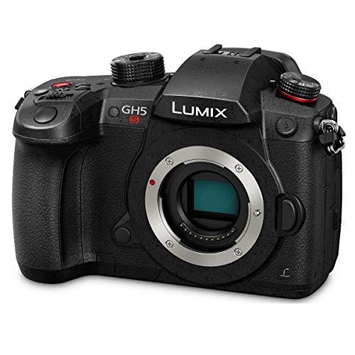 Best for Travel Videographers: Panasonic Lumix GH5S