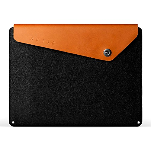 Best Premium Sleeve Case: Mujjo MacBook Pro Sleeve