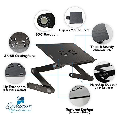 Best Portable Laptop Stand: Executive Office Solutions Portable Laptop Stand