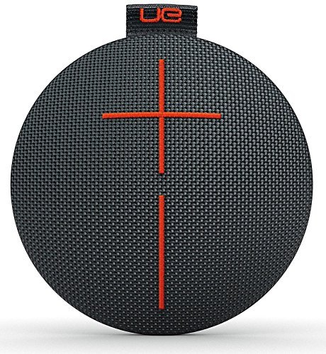 Ultimate Ears UE ROLL 2 Black Volcano Wireless Portable Bluetooth Speaker Waterproof