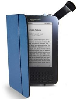 Kindle in case