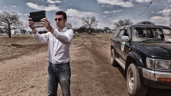 Jon - iPad camera