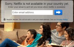 No Netflix