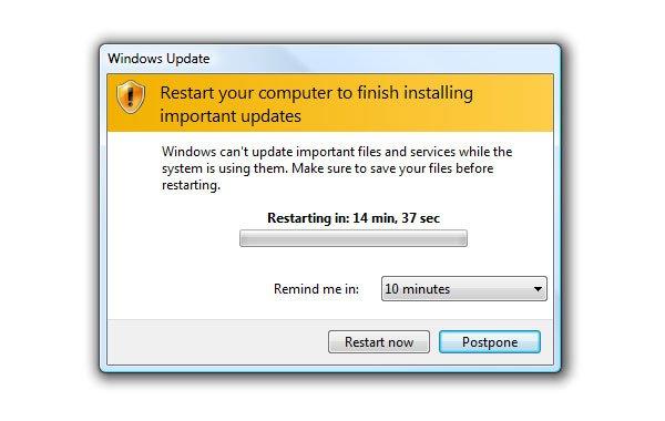 The Dreaded Windows Update Shutdown Screen