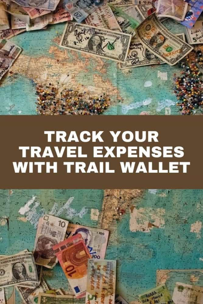 Track your travel expenses with Trail Wallet