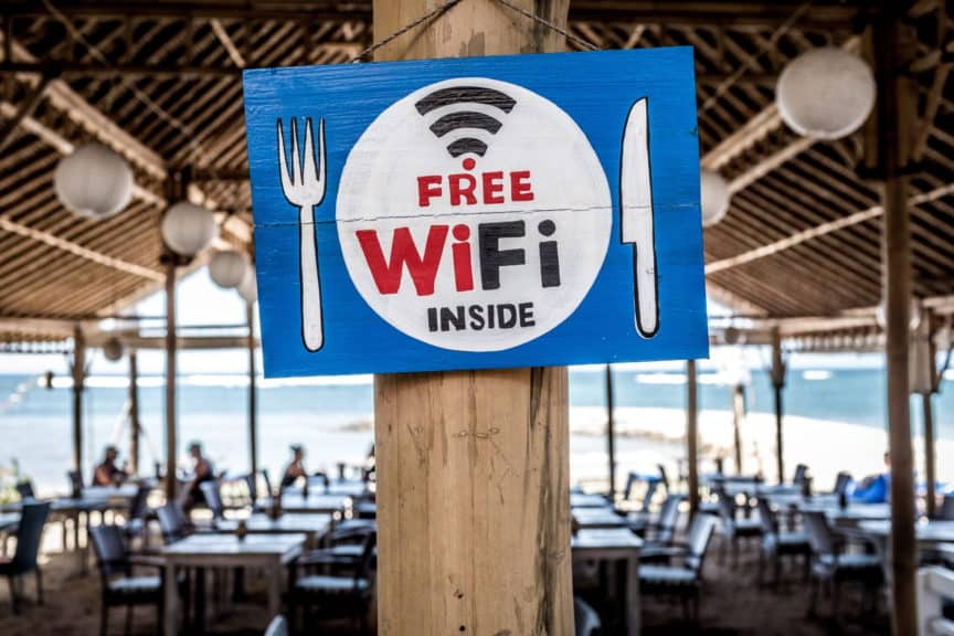 Hack that Internet: How To Make Limited Free Wi-Fi Last Forever
