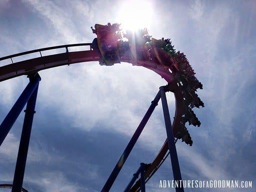 Superman Ride Six Flags