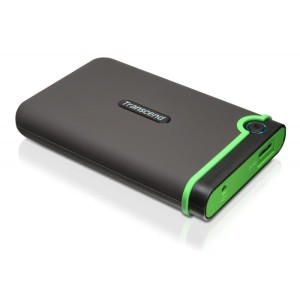 Transcend Portable HDD