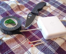 Wes - Power Adapter 1