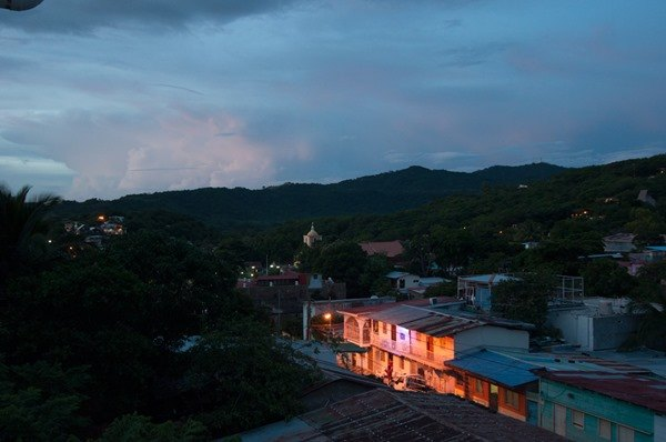 Jenny - Sunset view
