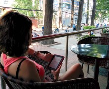 Kindle Paperwhite - Saigon