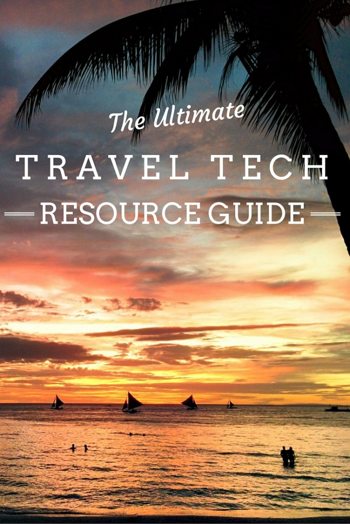 The Ultimate Resource Guide for Travel Technology
