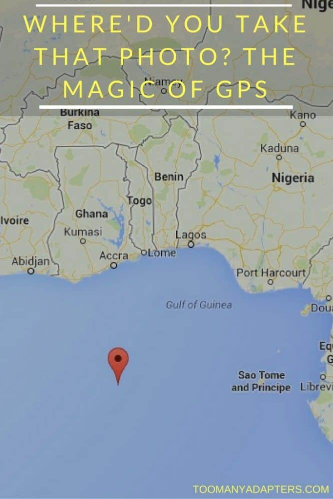 Where'd You Take That Photo- The Magic of GPS