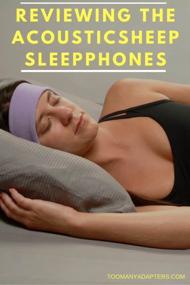 Reviewing the AcousticSheep SleepPhones