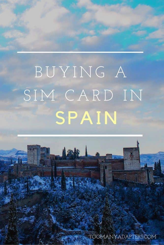 Everything you need to know about buying a SIM card in Spain