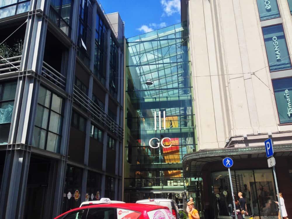 Riga Galleria Mall