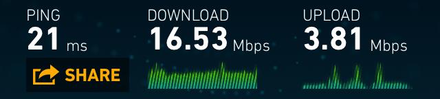 Lithuania speeds