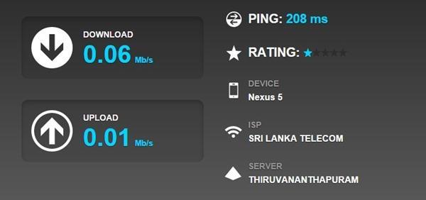 Slowest. Wi-Fi. Ever.