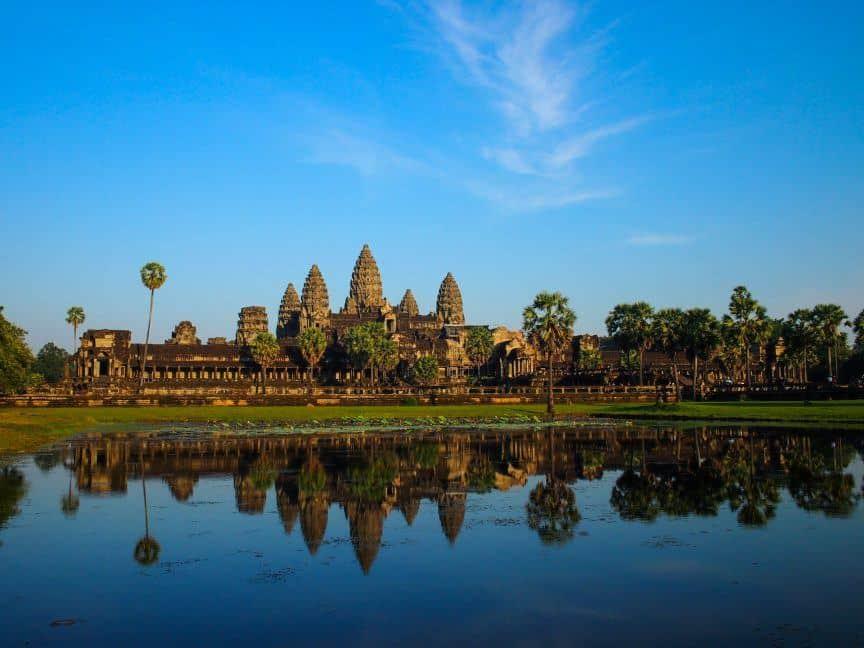 Angkor Wat Karte.Buying A Sim Card In Cambodia