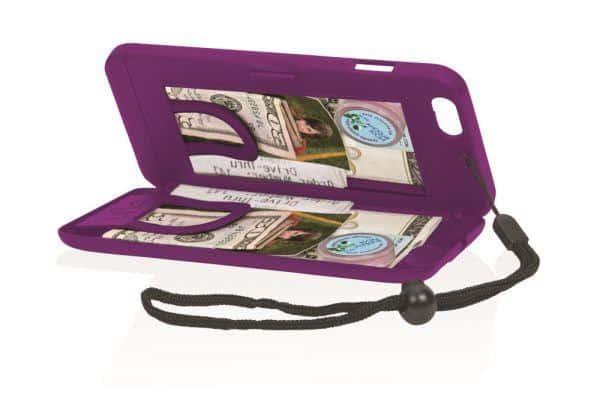 Eyn case -- purple