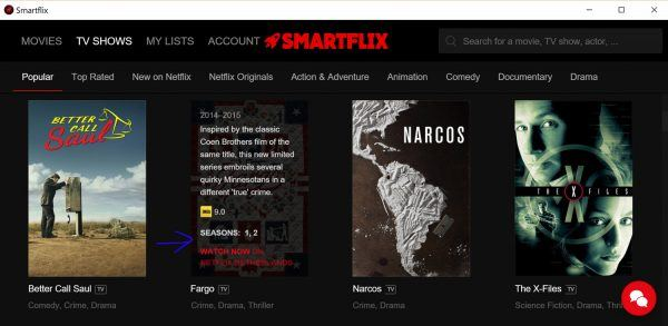 smartflix catalog