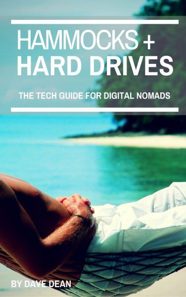 Hammocks and Hard Drives cover (2nd ed)