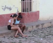 Mobile internet, Cuba