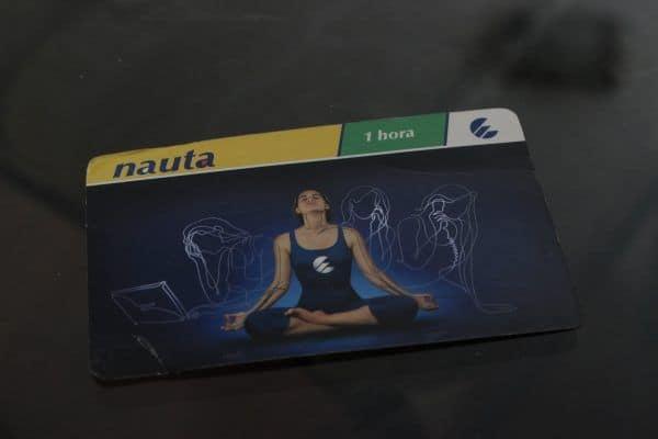 Prepaid internet card, Cuba