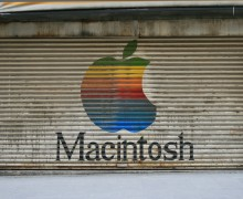 MacIntosh shutter