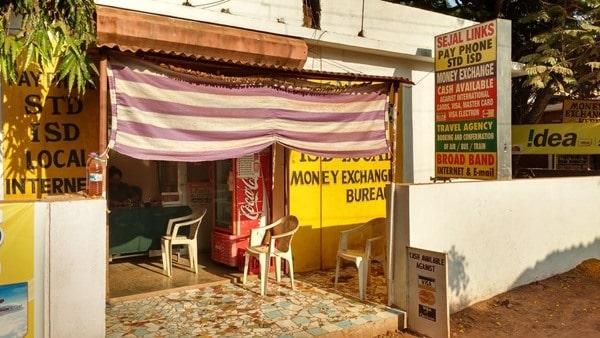 SIM store in Goa