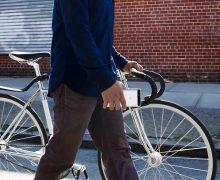Nexus 6p and bicycle
