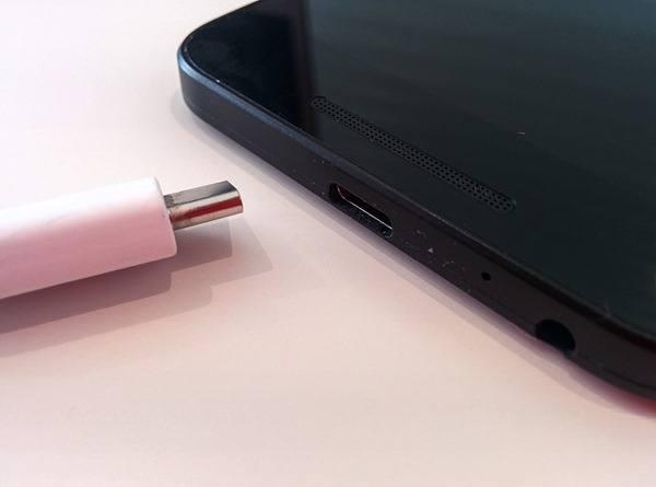 Nexus 5x USB-C