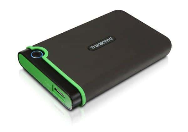 Transcend rugged hard drive