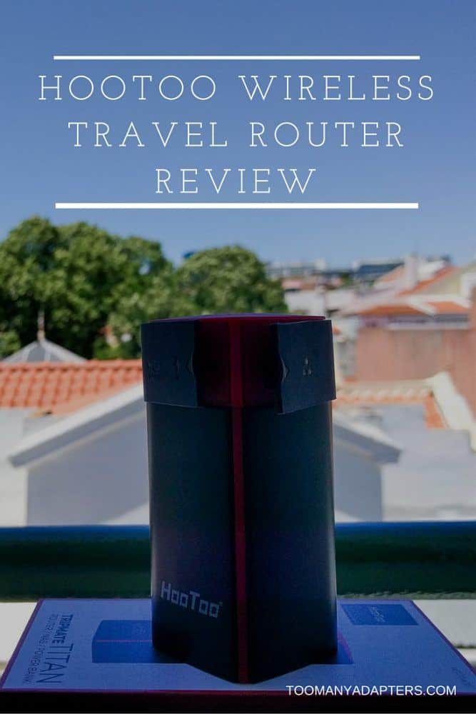 Hootoo Wireless Travel Router Review