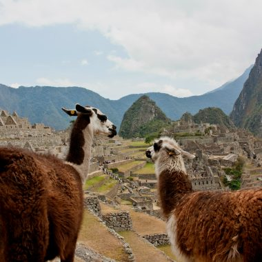 Machu Picchu Spanish apps