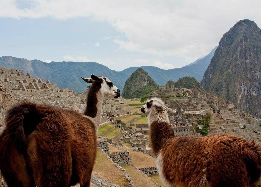 Machu Picchu Spanish apps